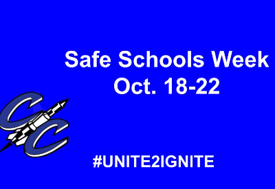 Safe Schools Week is Oct. 18-22